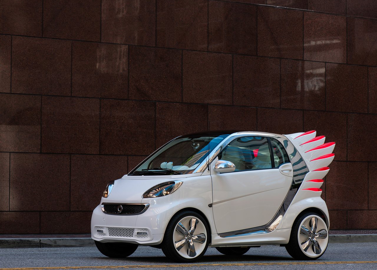 Smart ForJeremy Limited Edition
