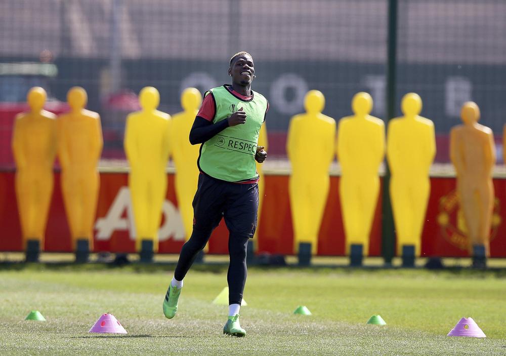 Pogba se convirtió en el jugador más caro del fútbol la temporada pasada cuando fue fichado por Manchester United.