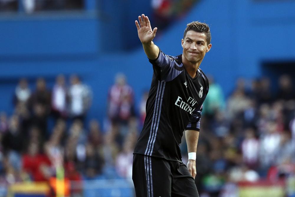 Ronaldo ganó el premio The Best que lo reconoció como el mejor jugador del mundo de 2016.