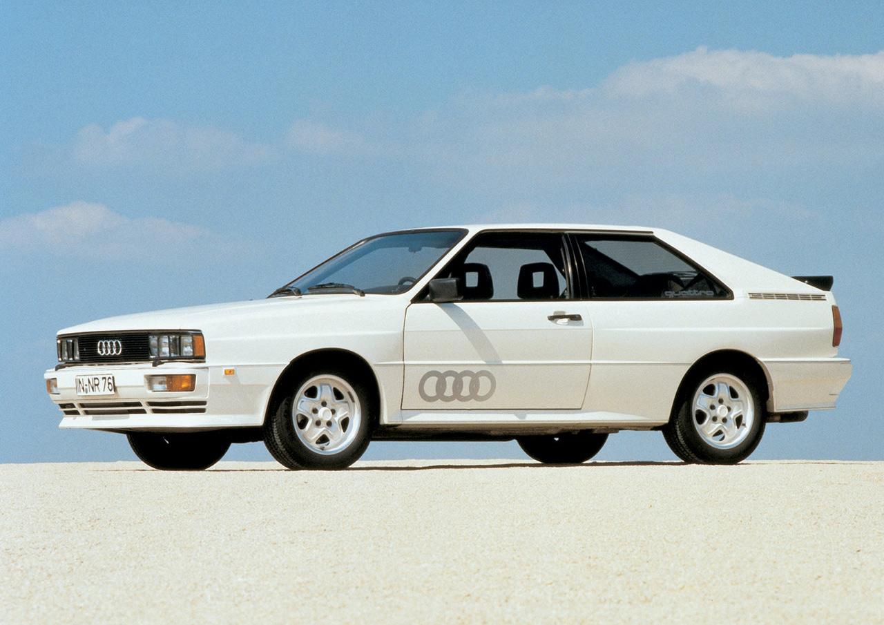Audi Quattro 2980