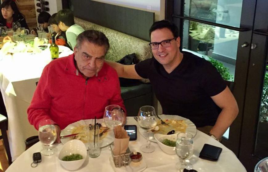 Raúl González y Don Francisco