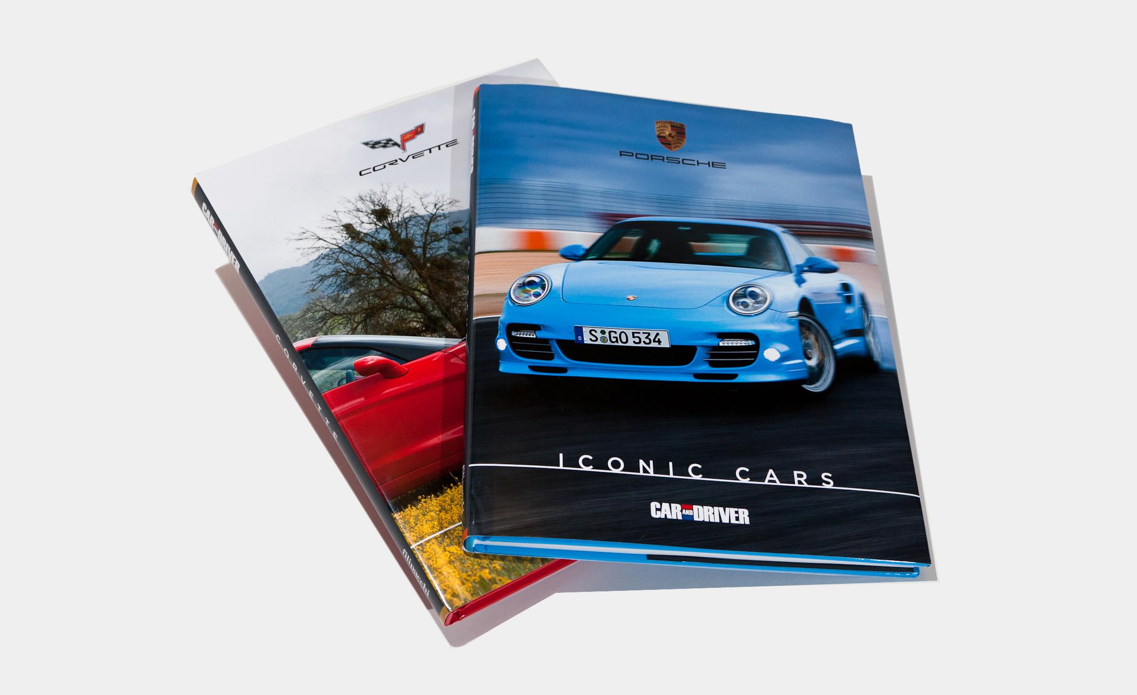 Libros de Car and Driver