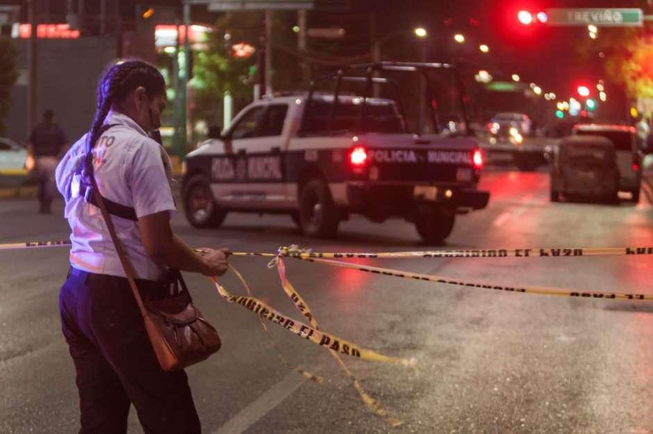 Homicidios en México