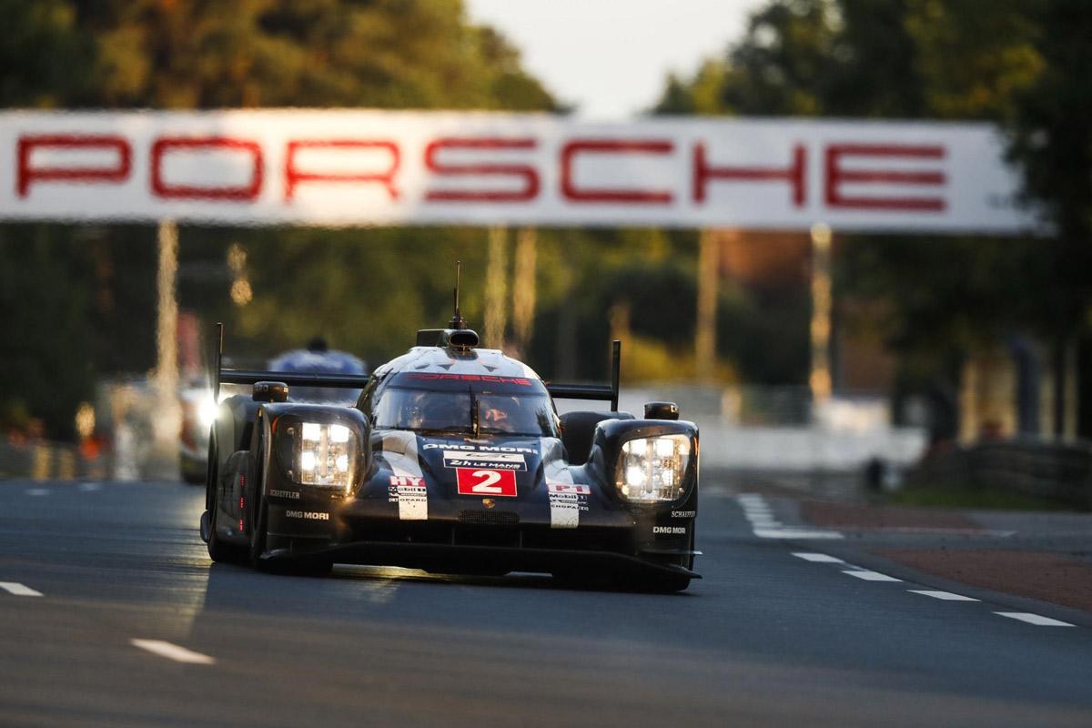 El 919 de Porsche, otro auto ganador de las 24 Horas