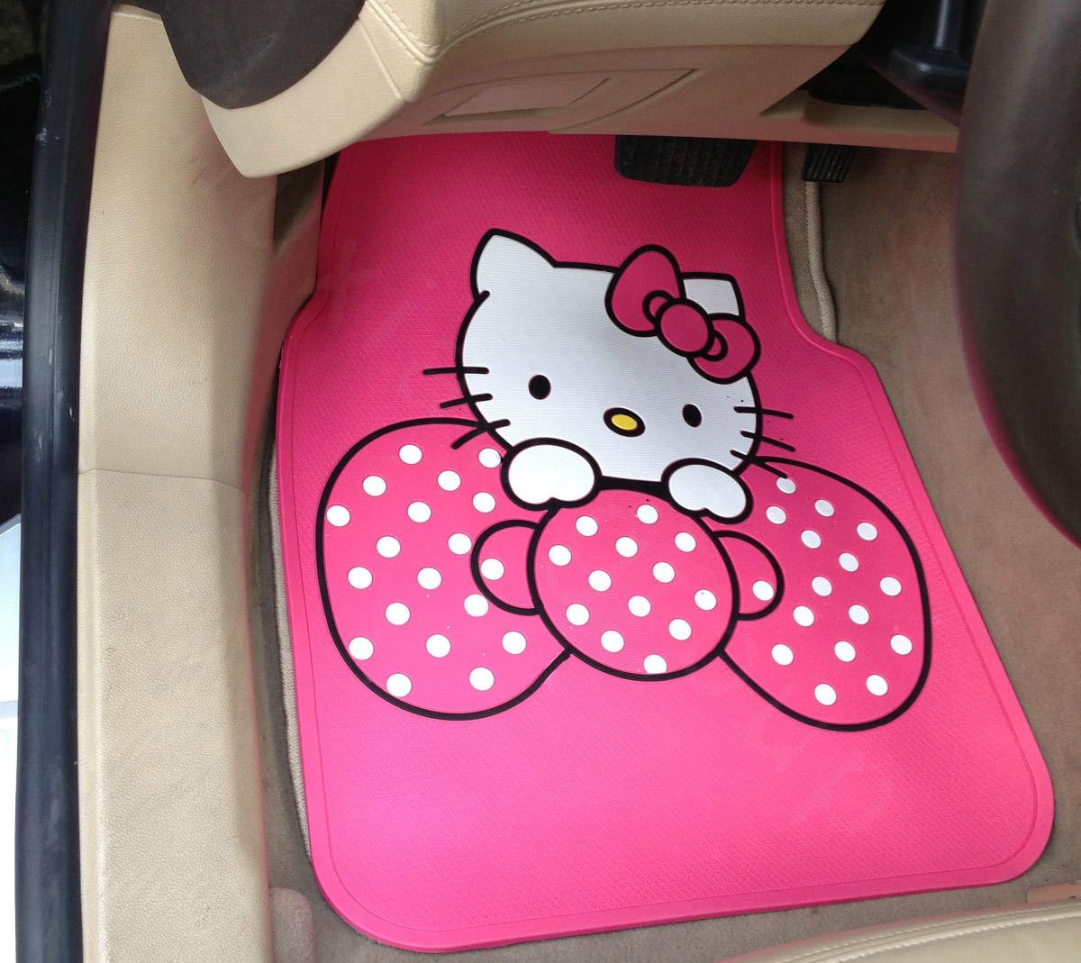 Tapete Hello Kitty