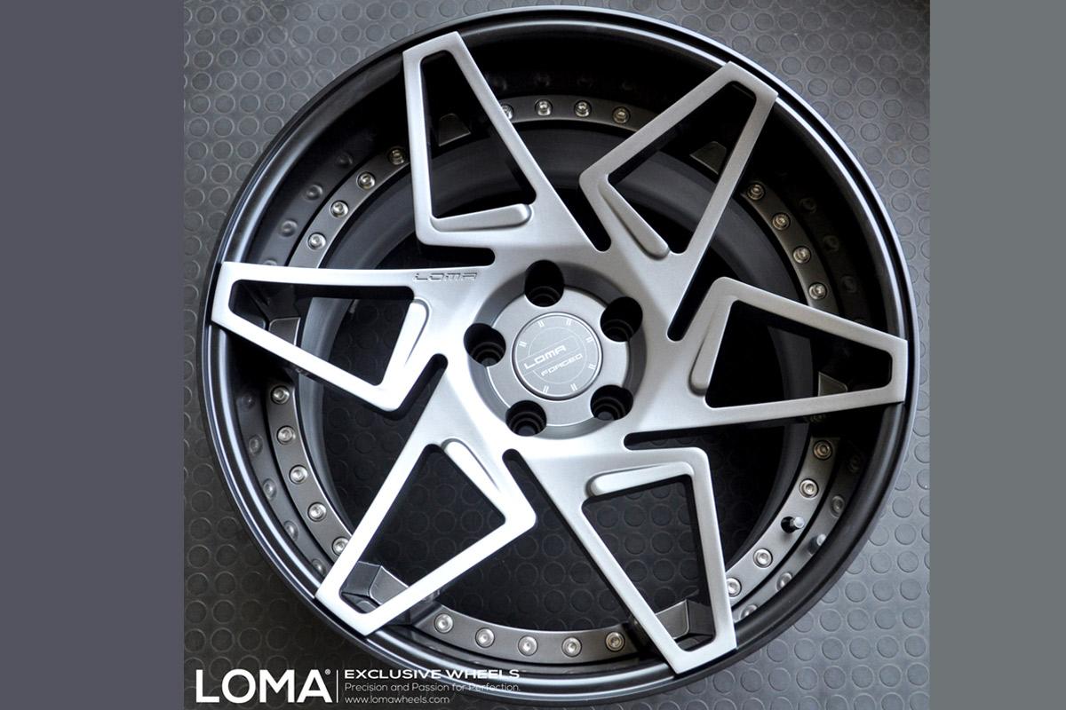 Loma Wheels