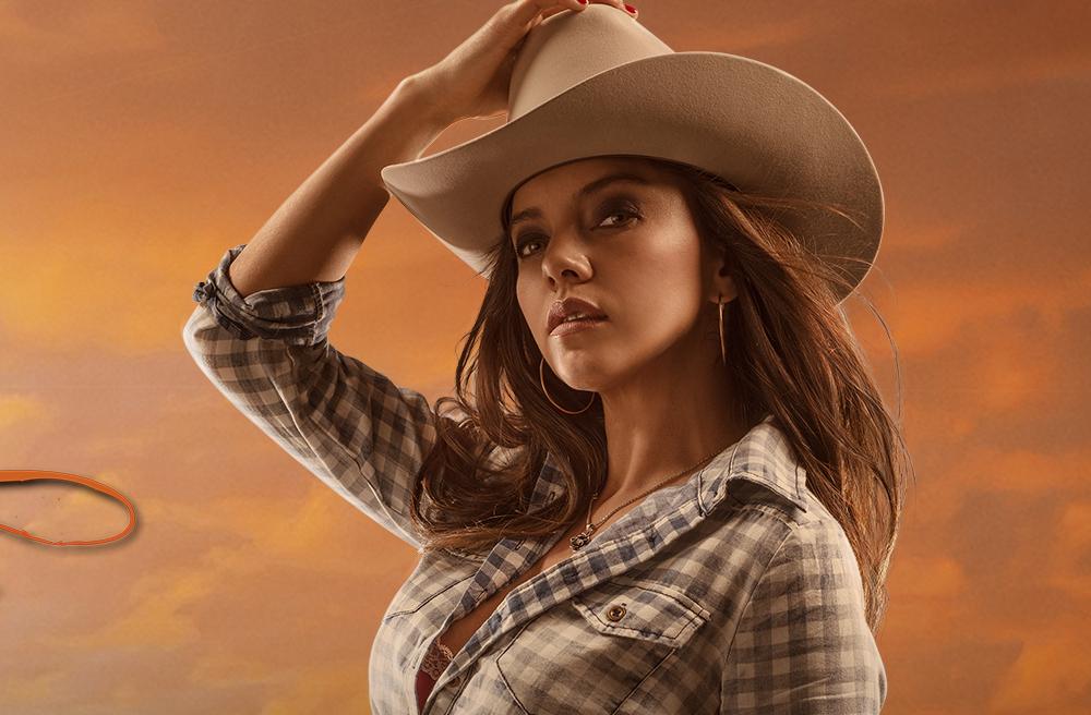 """""""Camelia La Texana"""", basada en una canción de Los Tigres del Norte, fue protagonizada por Sara Maldonado"""