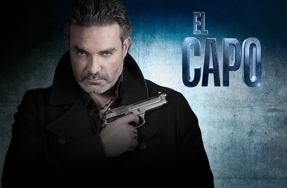 """""""El Capo"""" en su versión mexicana fue protagonizada por Mauricio Islas"""