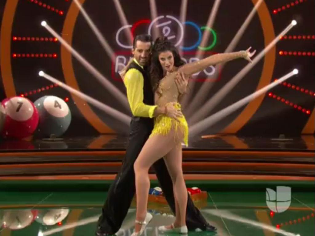 Dayanara Torres y Toni Costa