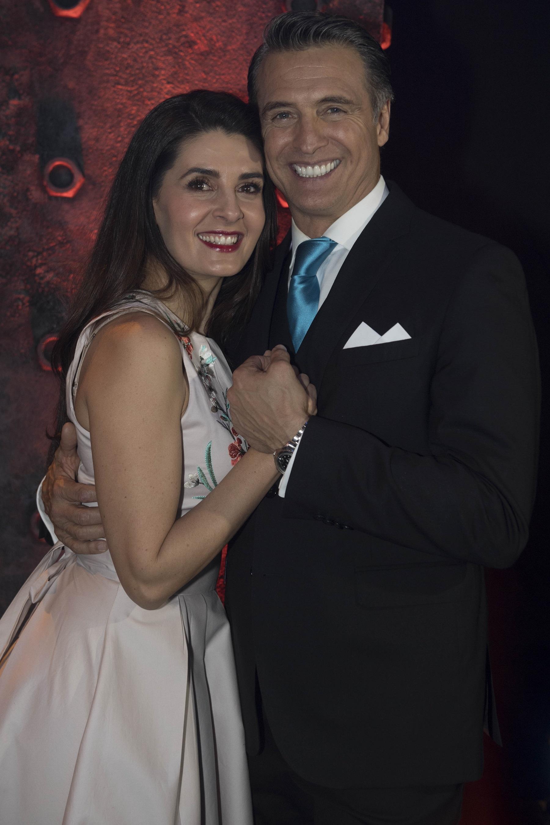 """Mayrín Villanueva y Juan Soler serán pareja en """"Me declaro culpable"""""""