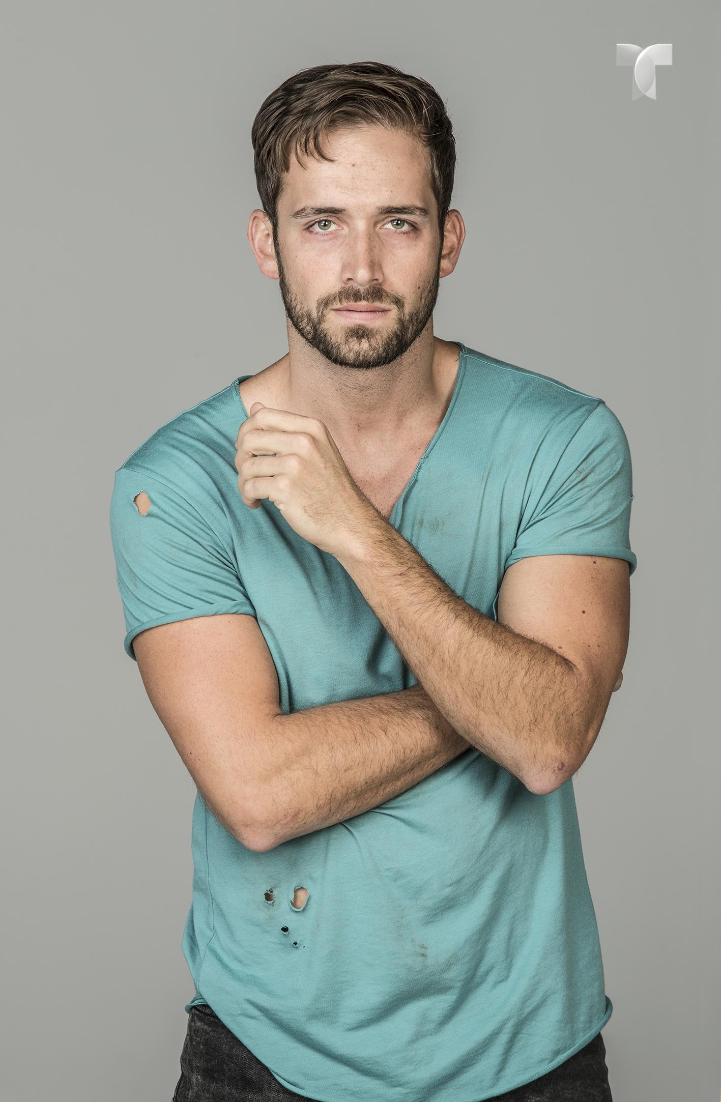 """Mauricio Henao participa en """"Señora Acero 4"""" de Telemundo"""