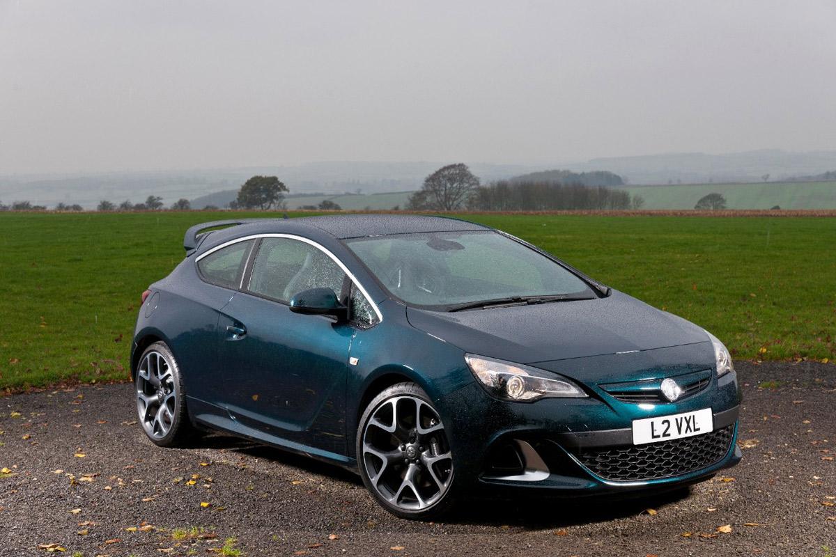 Vauxhall Astra VRX