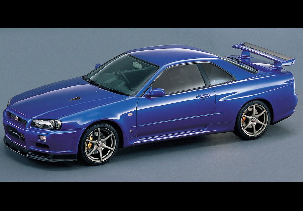 Nissan Skyline GT-R R32-R34