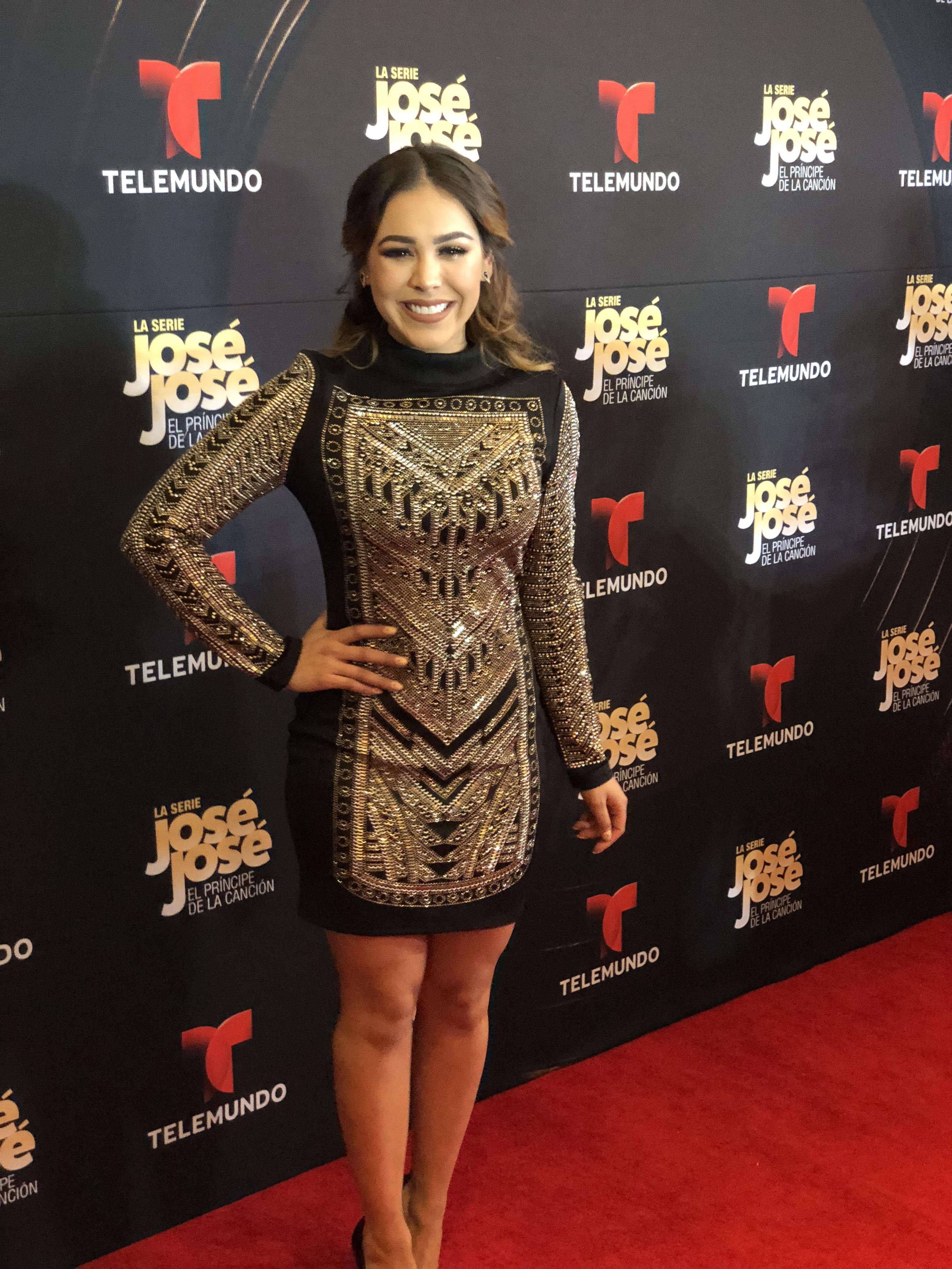 Danna Paola participa en la bioserie de José José