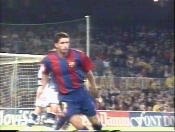 Fábio Rochemback jugó con Barcelona entre 2001 y 2003
