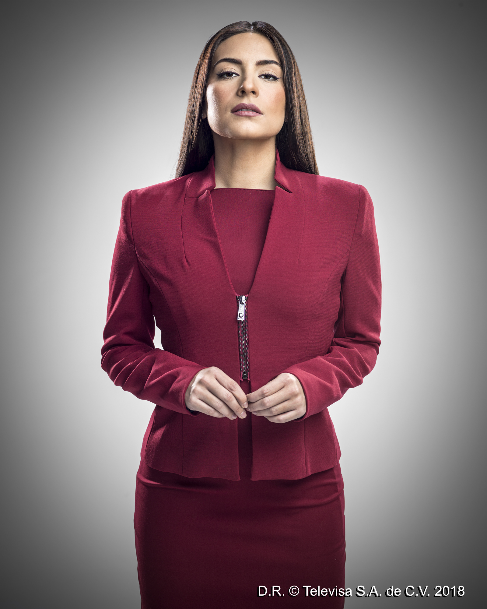 "Ana Brenda protagoniza la telenovela ""Por amar sin ley"""