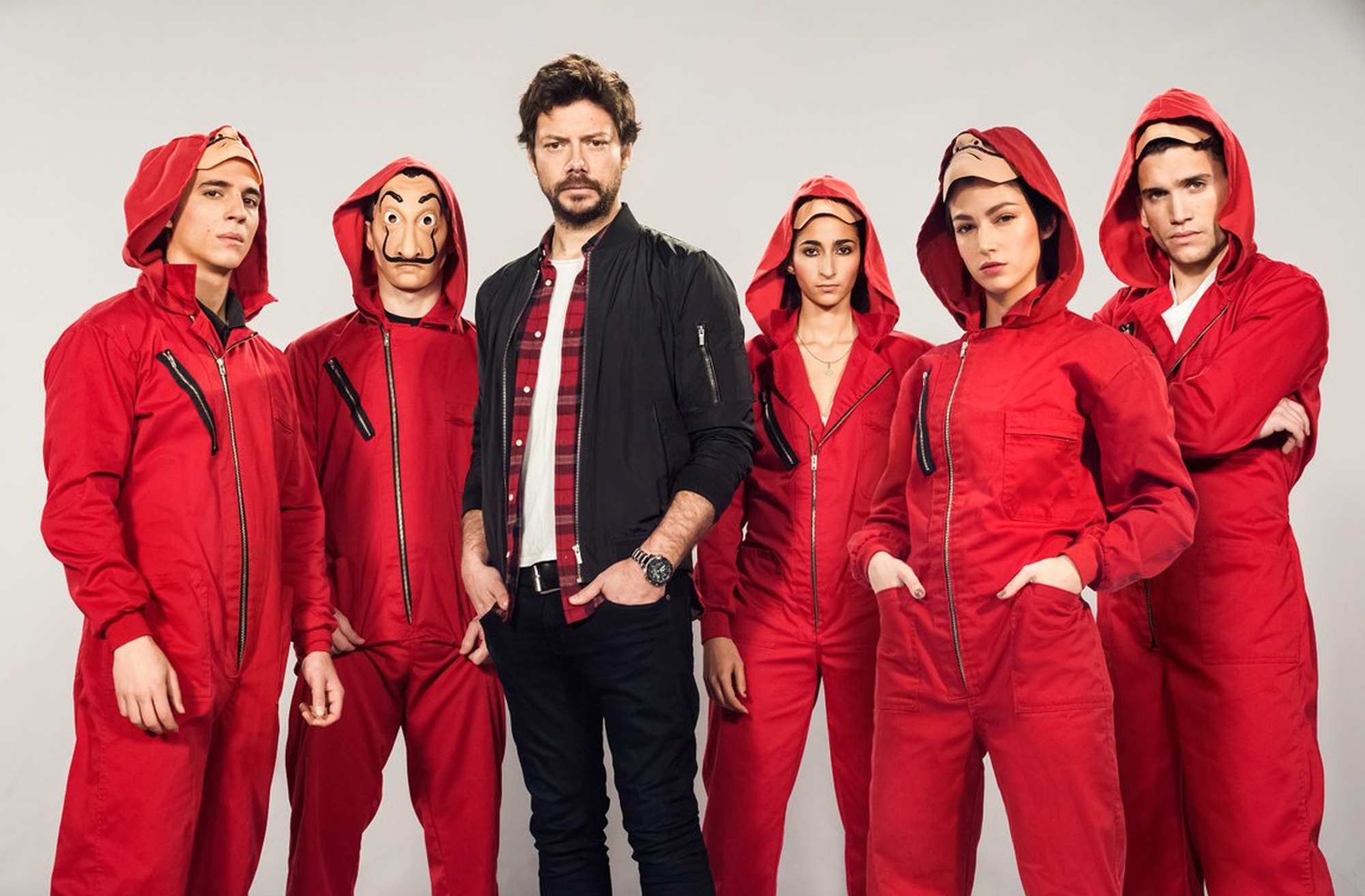 """La Casa de Papel"" tendrá una tercera temporada en Netflix"
