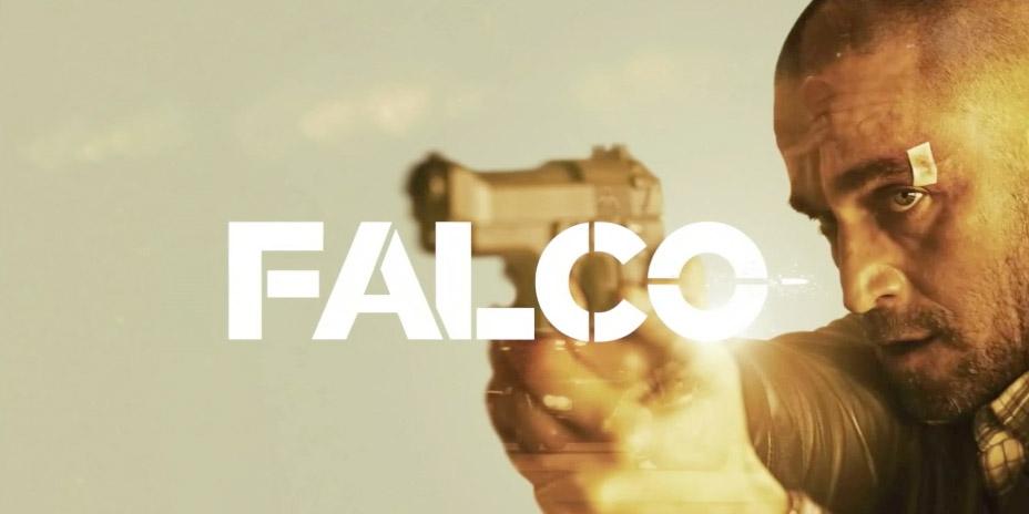 """Michel Brown es """"Falco"""" / Foto: Telemundo"""