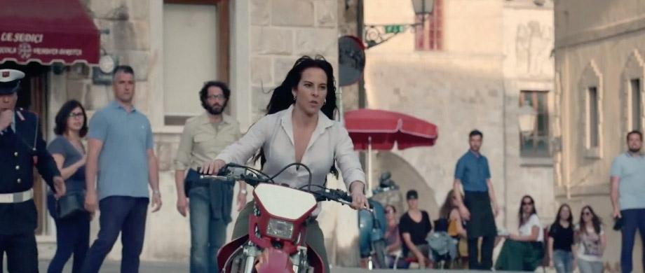 """Kate del Castillo en """"La Reina del Sur 2"""" / Foto: Telemundo"""