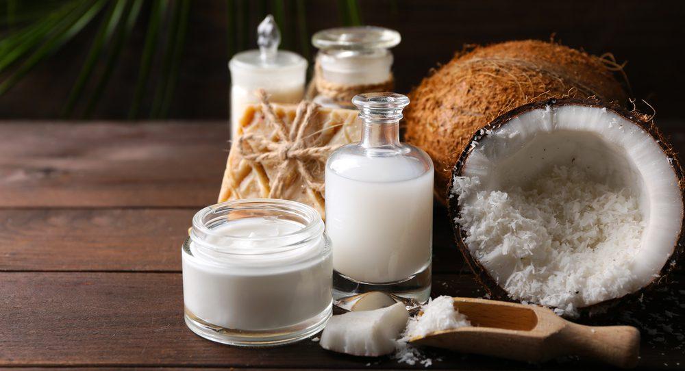 Productos para el cuidado del cabello a base de Coco