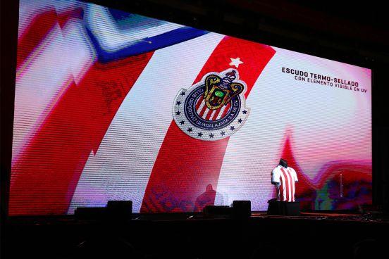 Chivas usará un jersey especial para el Mundial de Clubes