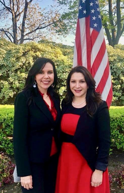 Blanca y Susan Rubio son las primeras hermanas en ser legisladoras en California. (Foto suministrada).