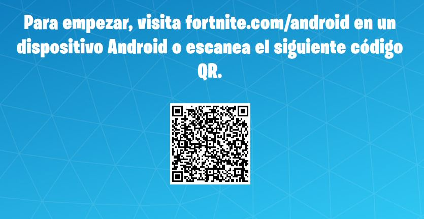 Escanea el código QR para descargar la aplicación