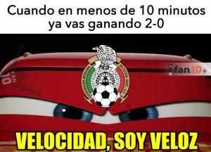 Una vez más la Selección Mexicana fue protagonista de memes divertidos, pero al mismo tiempo positivos