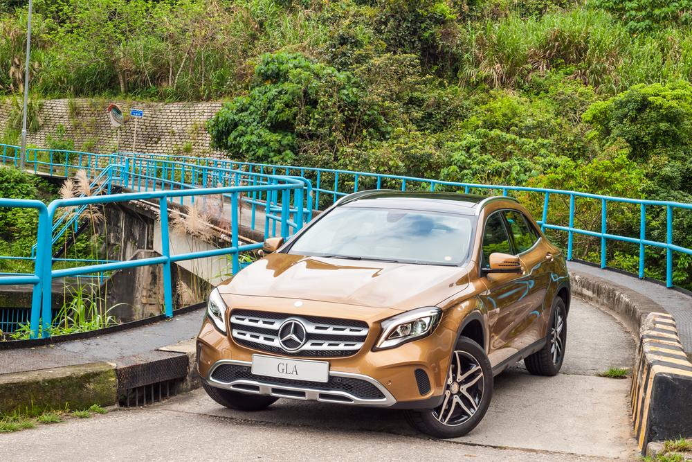 GLA Mercedes Benz