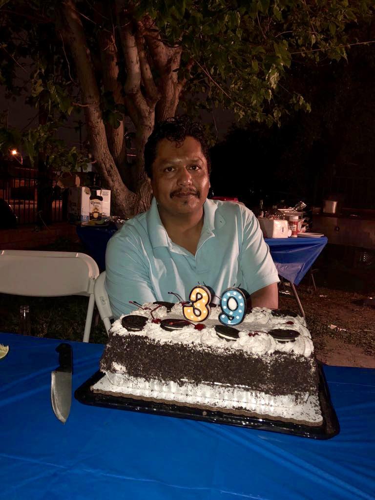 Juan García fue deportado a México a principios de marzo. (Foto suministrada).