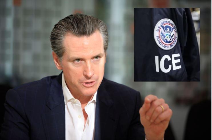 Newsom ICE