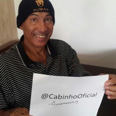 Evanivaldo Castro 'Cabinho', el rey del gol del futbol mexicano.