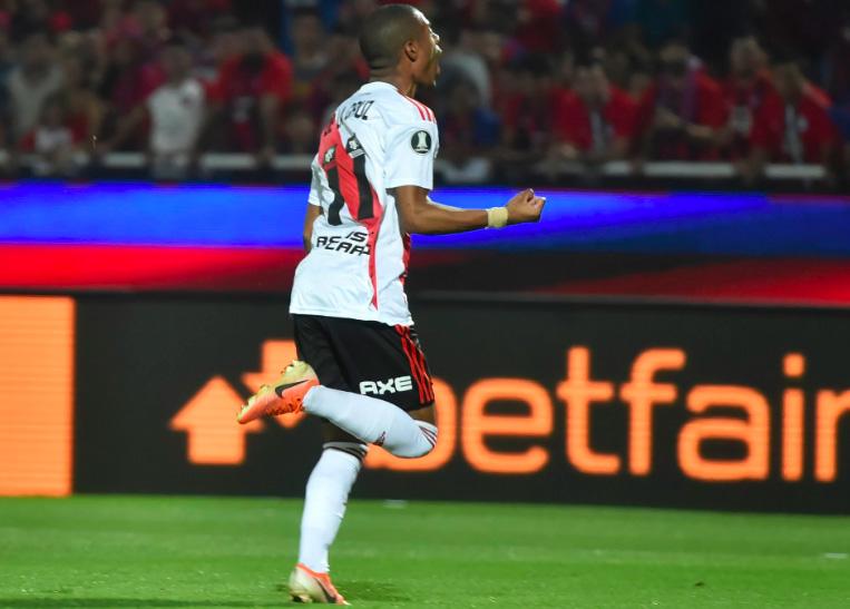 River consiguió meterse a la Semifinal de la Copa Libertadores donde ya lo espera Boca Juniors.