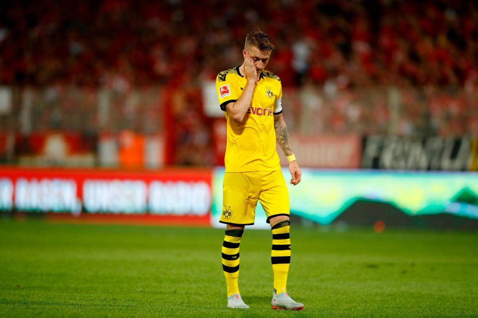 Marco Reus Jugador del Borussia Dortmund.