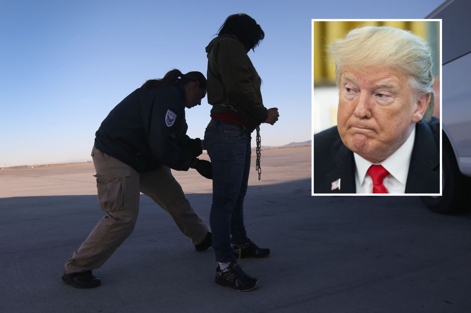 El proceso ampliado de deportación acelerada no empezó el 1 de septiembre anunció el gobierno.