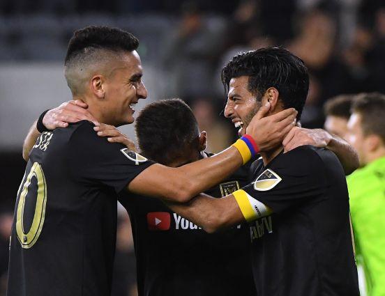 El mexicano llegó a 29 goles en la temporada