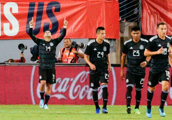 El Tricolor es la selección mejor ubicada de la CONCACAF.