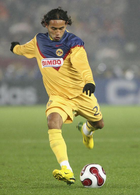 Alvin Mendoza, ex jugador de América, perdió a su hermana el domingo pasado.