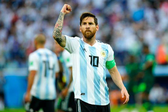 Messi es el jugador con más puntos en el FIFA 20.