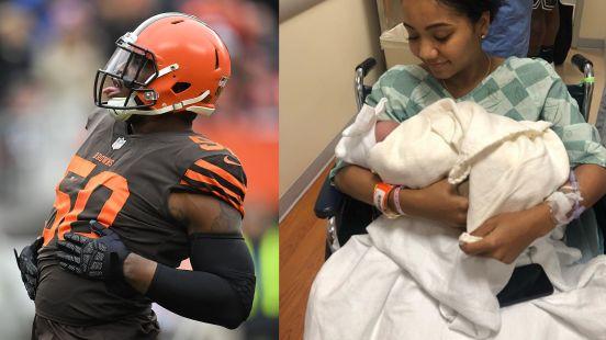 Petara Cordero y Chris Smith tenían dos semanas de haber recibido a su primer bebé