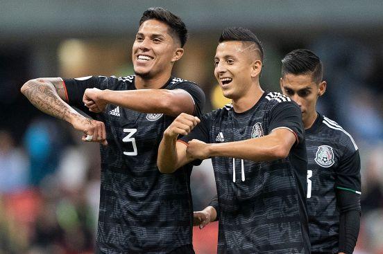 El Tri se impuso 3-1 a Panamá que se dedicó a tirar duras patadas.