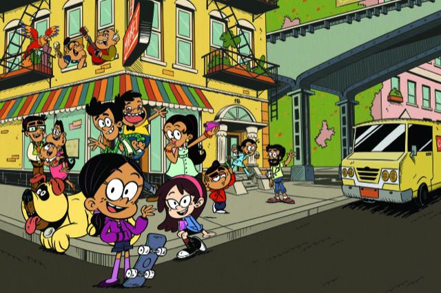 'The Casagrandes', la nueva animación de Nickelodeon / Foto: Nickelodeon