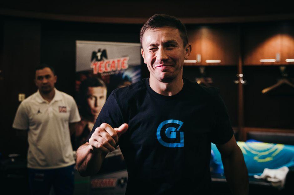 Gennady Golovkin, todavía uno de los mejores del mundo.