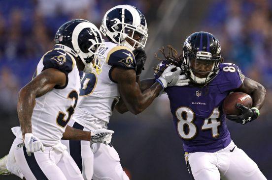 Baltimore quiere llegar a 9 triunfos.