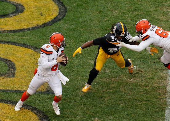 Pittsburgh quiere su sexta victoria ante uno de sus rivales históricos.