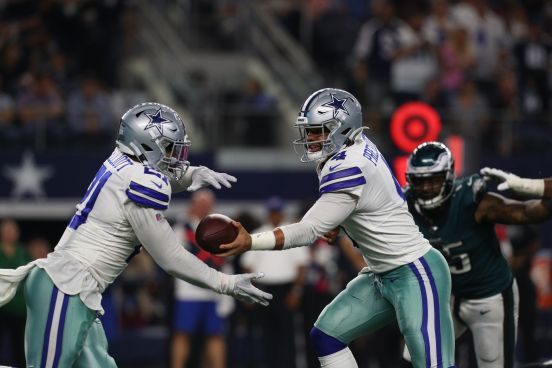 Dallas ya le ganó a los Giants en la Semana 1.