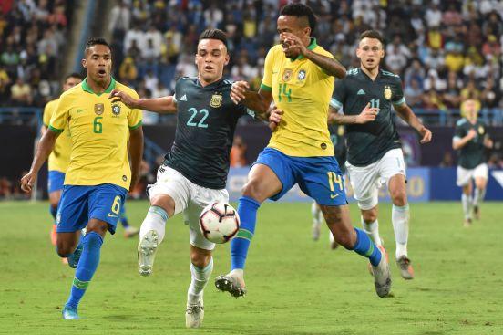 Última fecha FIFA del año con actividad de selecciones sudamericanas.