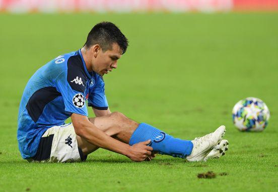 Napoli enfrenta al Milan en la jornada 13.