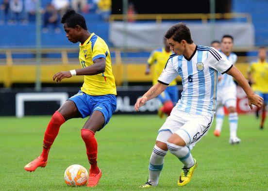 Argentina, Paraguay, Ecuador y Chile por su pase a octavos de final.