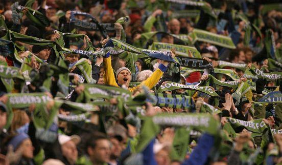 Dentro del menú de fútbol figura la final de la MLS en Seattle.